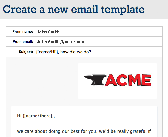 Edit email template for How to create email template using html